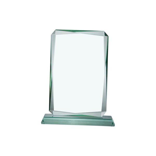 Trofeo cristal alta calidad