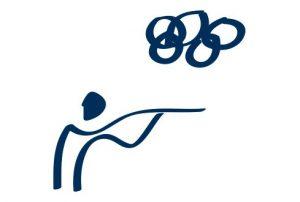 Trofeos de tiro olimpico