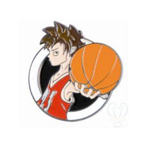 Pin baloncesto