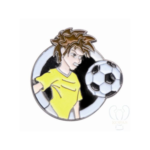 Pin fútbol