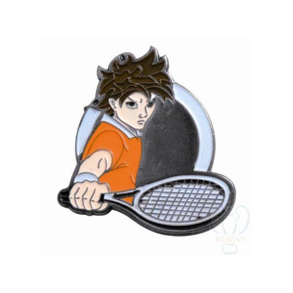 Pin tenis