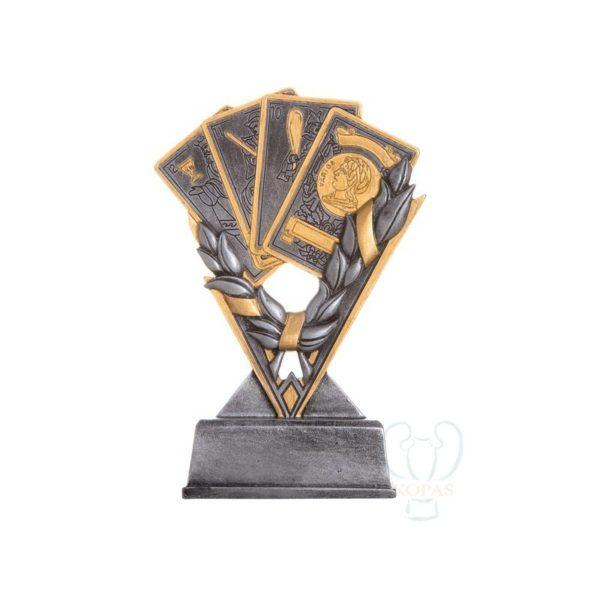 Trofeo de naipes