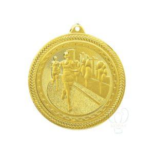 Medalla deportiva atletismo