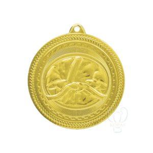 Medalla deportiva artes marciales
