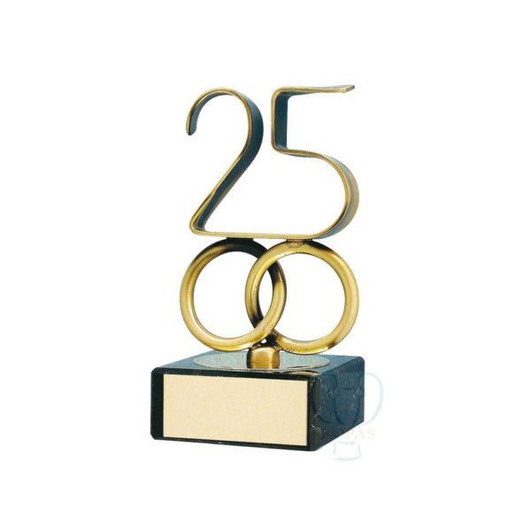 Trofeos para bodas y aniversarios