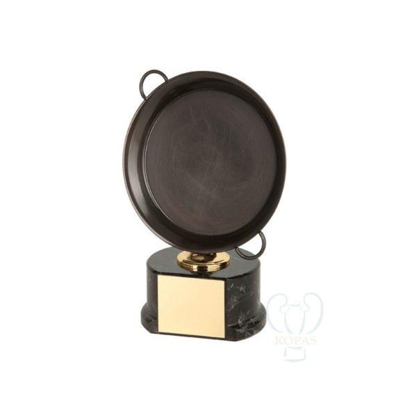 Trofeo de cocina paellera