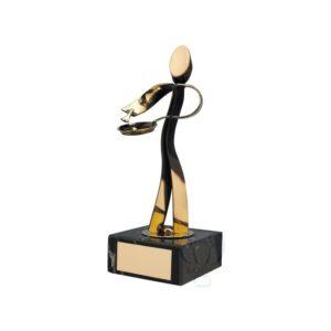 Trofeo de cocina cocinero