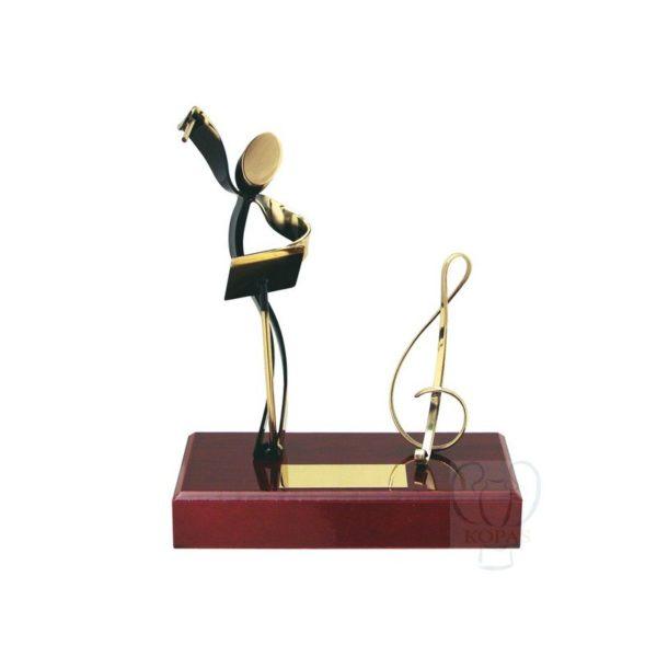 Trofeo de música director