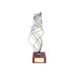 Trofeos artísticos o esculturas personalizables