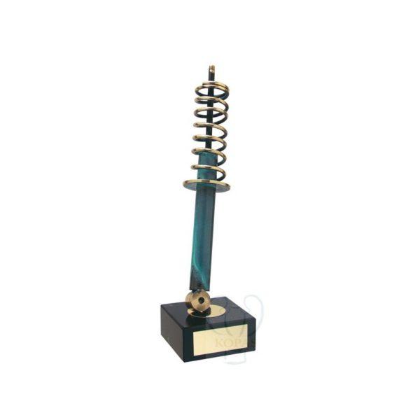 Trofeos para automovilismo amortiguador