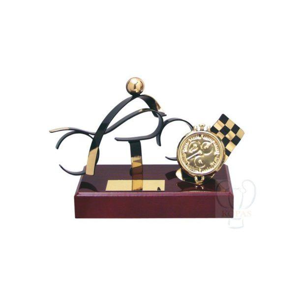 Trofeos para motociclismo