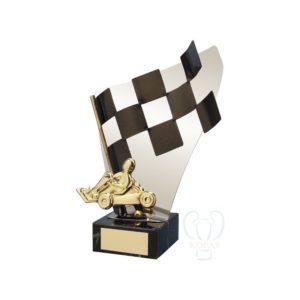 Trofeos para karting