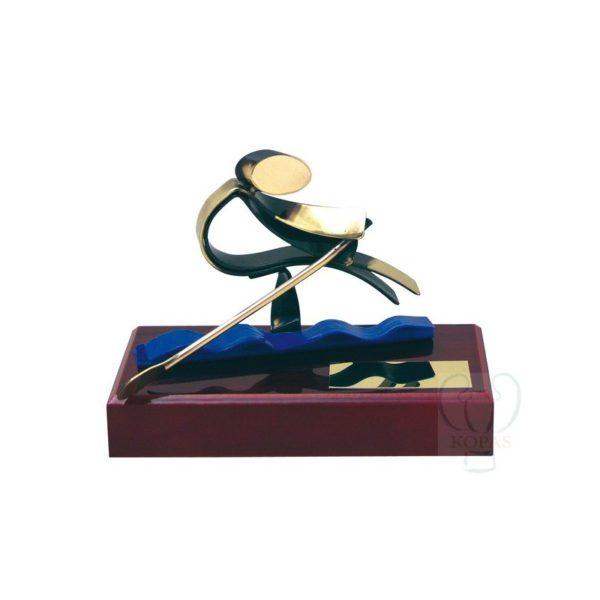 Trofeos para remo