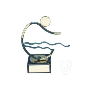 Trofeos para natacíon