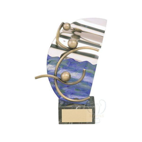 Trofeos para waterpolo