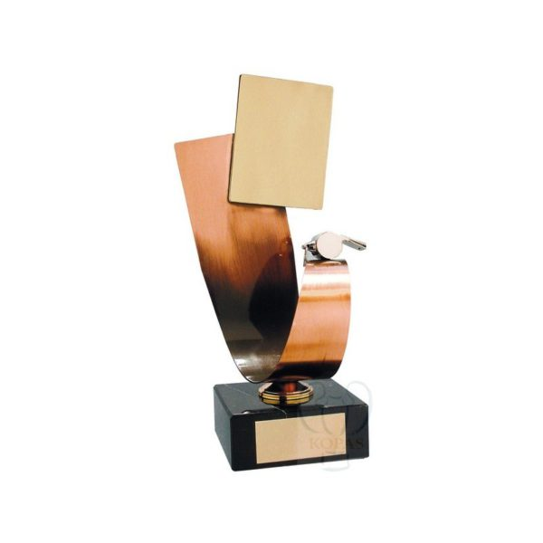 Trofeos para árbitros