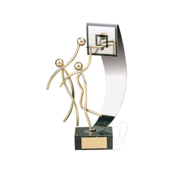 Trofeos para baloncesto
