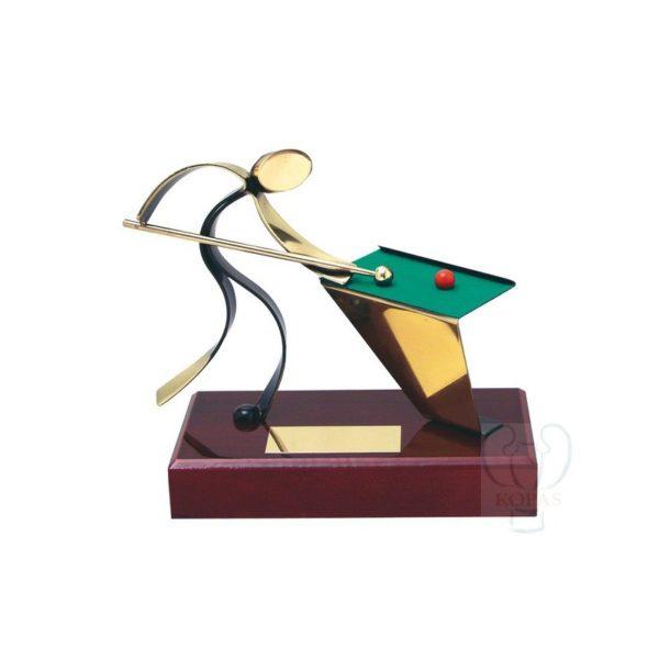 Trofeos de billar
