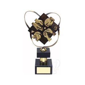 Trofeos de cartas o naipes