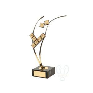 Trofeos de scrabble