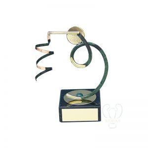 Trofeos de gimnasia rítmica