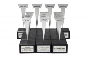 Trofeos clasificados por deportes y actividades